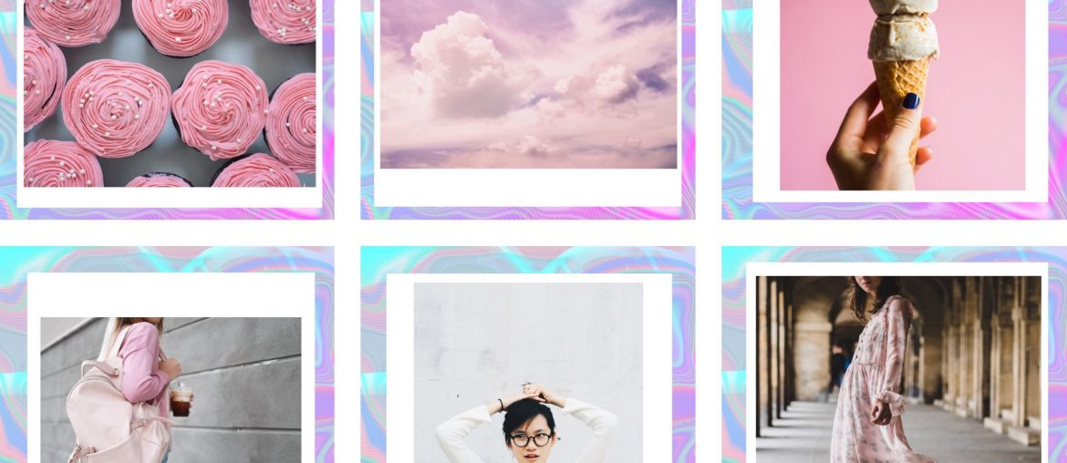 Mood Board With PicsArt Backgrounds & Collage Maker