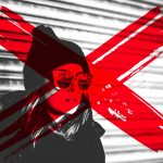 Red X Sticker Overlay edit with PicsArt