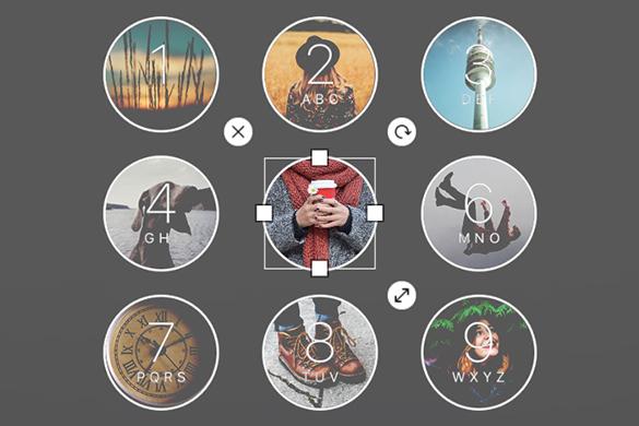 Make An Iphone Lock Screen Wallpaper With Picsart Photo Editor