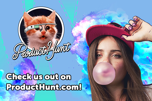 PicsArt Stickers on Product Hunt