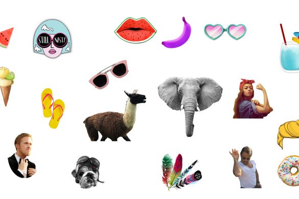 stickers by picsart