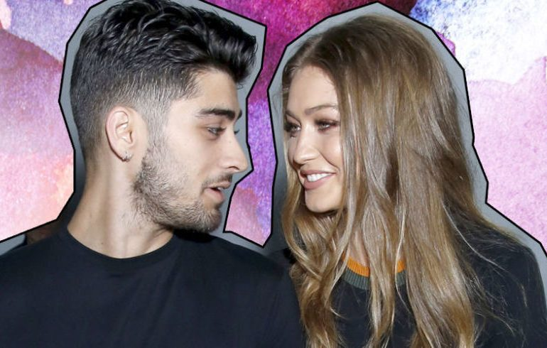 #ShipGoals Photo Collage Like Gigi and Zayn by PicsArt