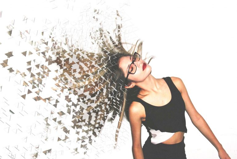 Make a Dispersion Photo Effect with PicsArt