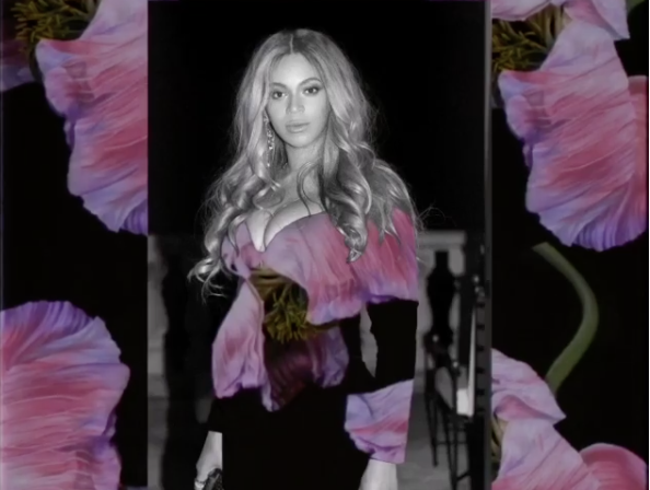 How to Recreate Beyonce's Maternity Photos with PicsArt