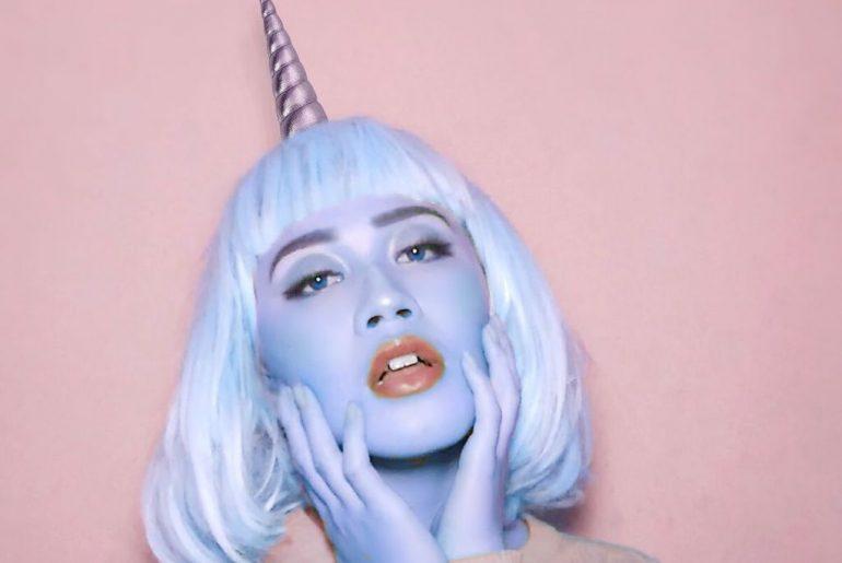 Unicorn edit by PicsArt