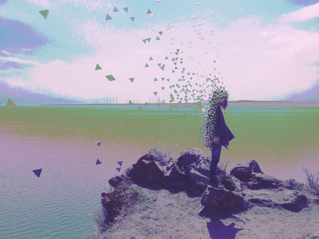 dispersion effect edit on picsart