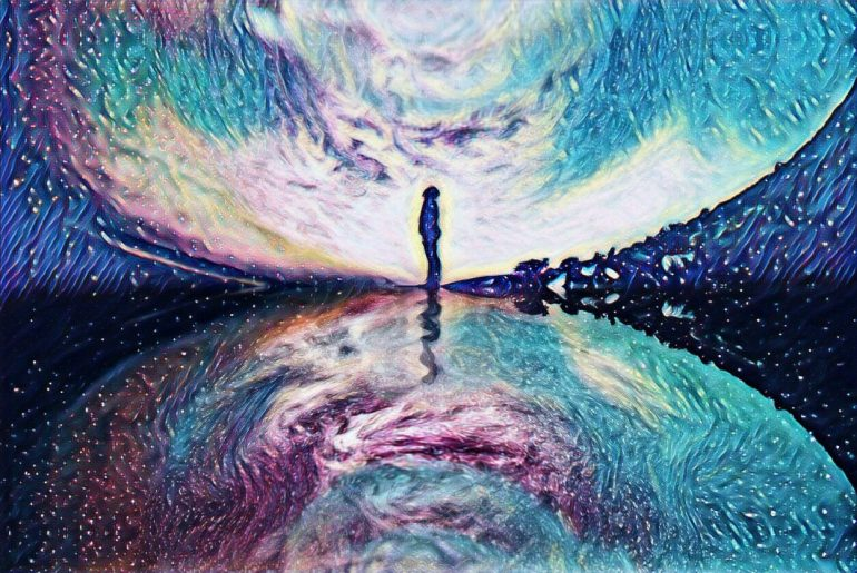 Galaxy Magic Effect creative edit