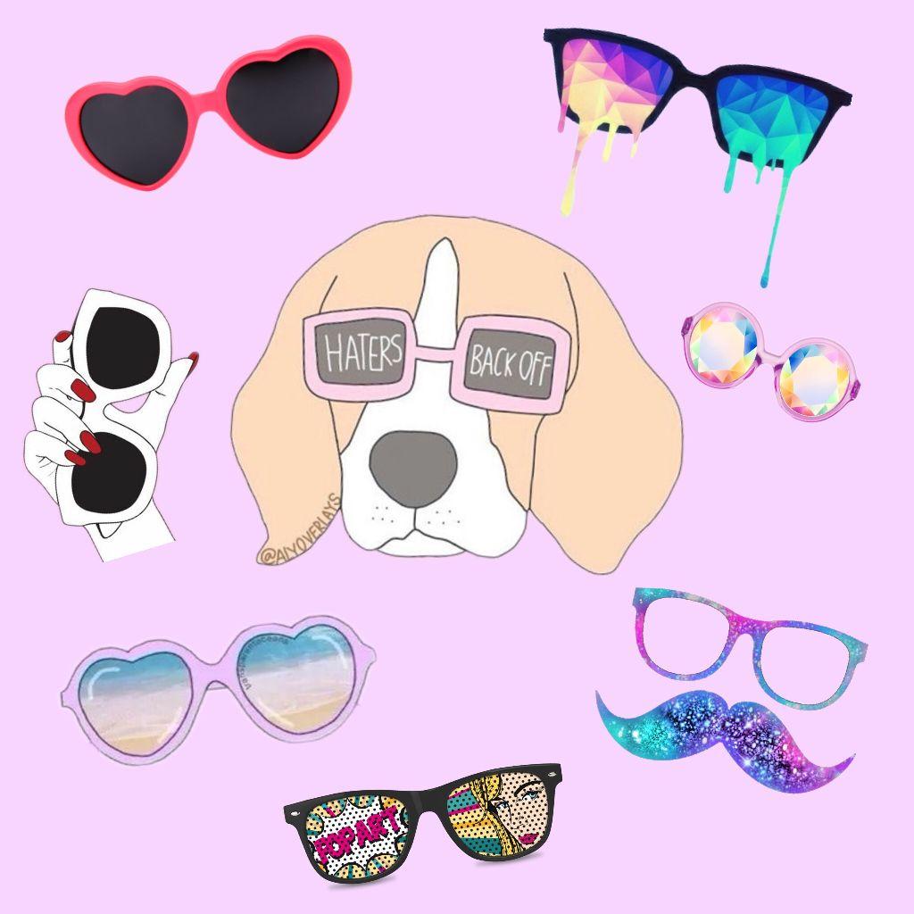 free sunglasses stickers on picsart
