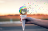 How to Make Your Ice Cream Photos Extra AF for National Ice Cream Day