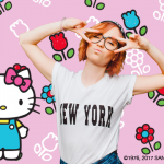 Hello Kitty Stickers & Backgrounds