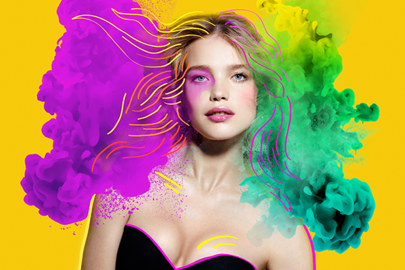 Natalia Vodianova joined PicsArt family