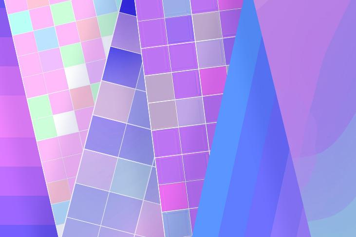 background patterns of violet colors