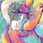 #NormalizeBreastfeeding With #TreeOfLife Challenge
