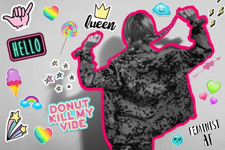 Free custom stickers on PicsArt