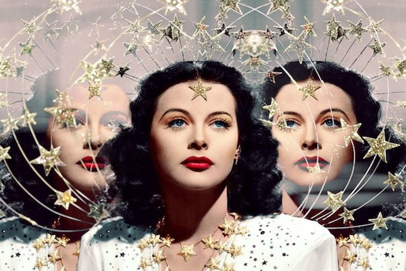 Hedy Lamarr Challenge Photo Edit Using Picsart