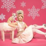 Lindsey Stirling holiday remix with chihuahua