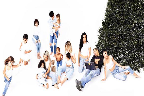 PicsArt CTO Mika in Kardashian Christmas Picture
