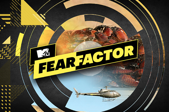 'What's Your Fear Factor' editing challenge