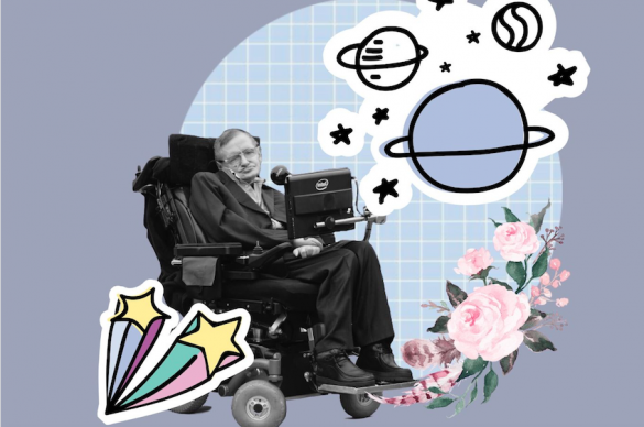 Stephen Hawking edit
