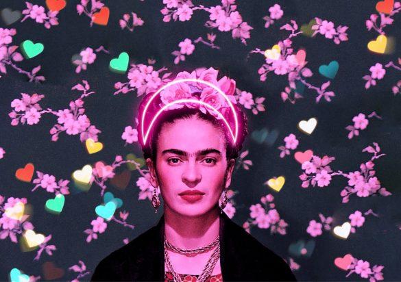 #FridaFriday Tributes on PicsArt