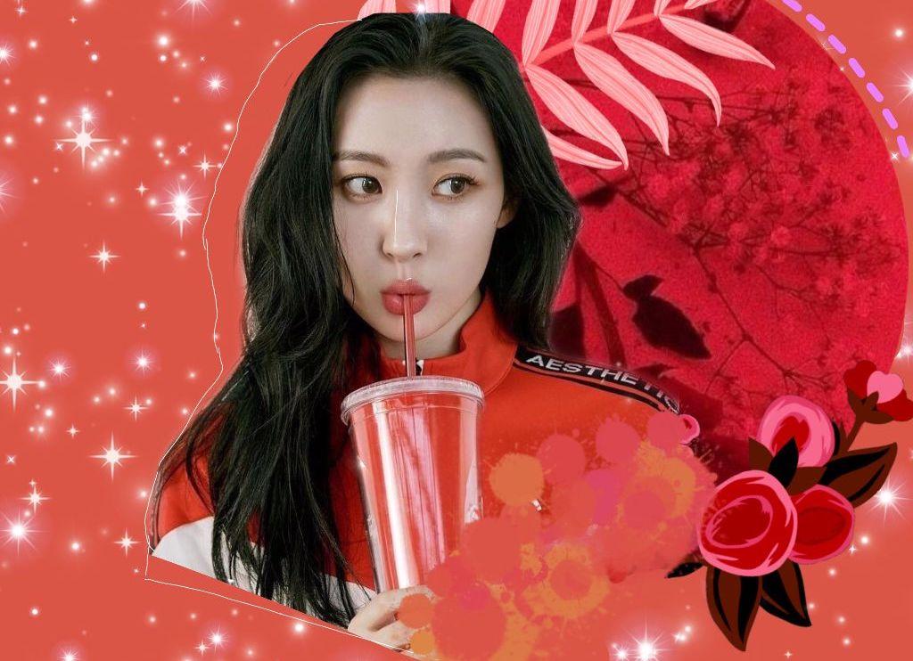Sunmi K-Pop Art