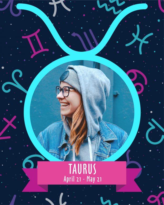 Taurus zodiac PicsArt template