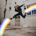 Photo editing hack to celebrate Pride