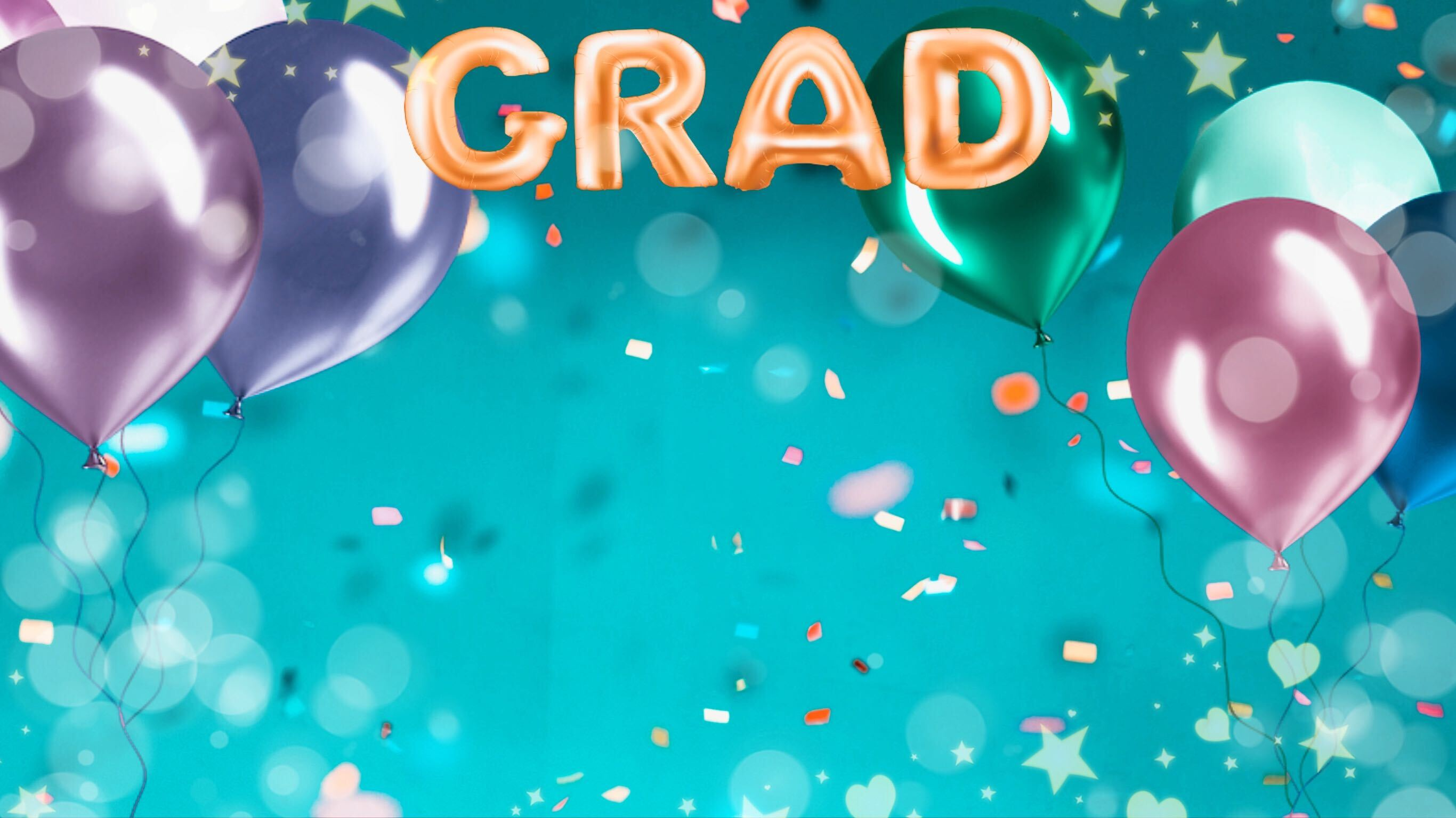 zoom background for virtual graduation
