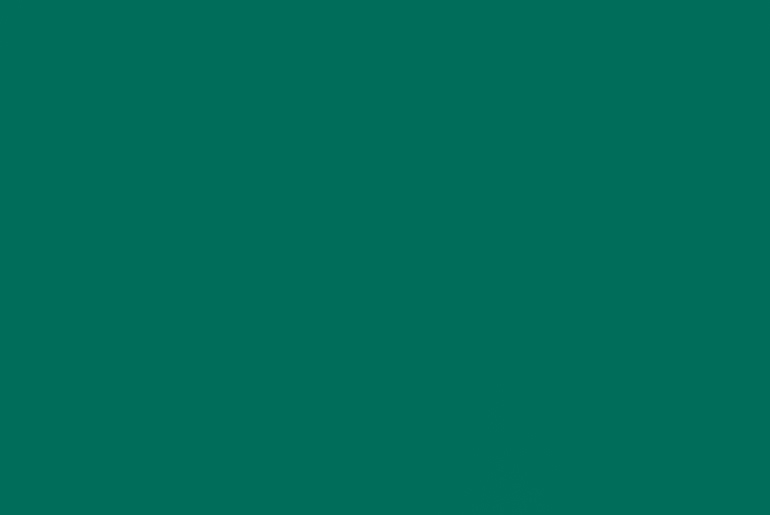 Teal green background
