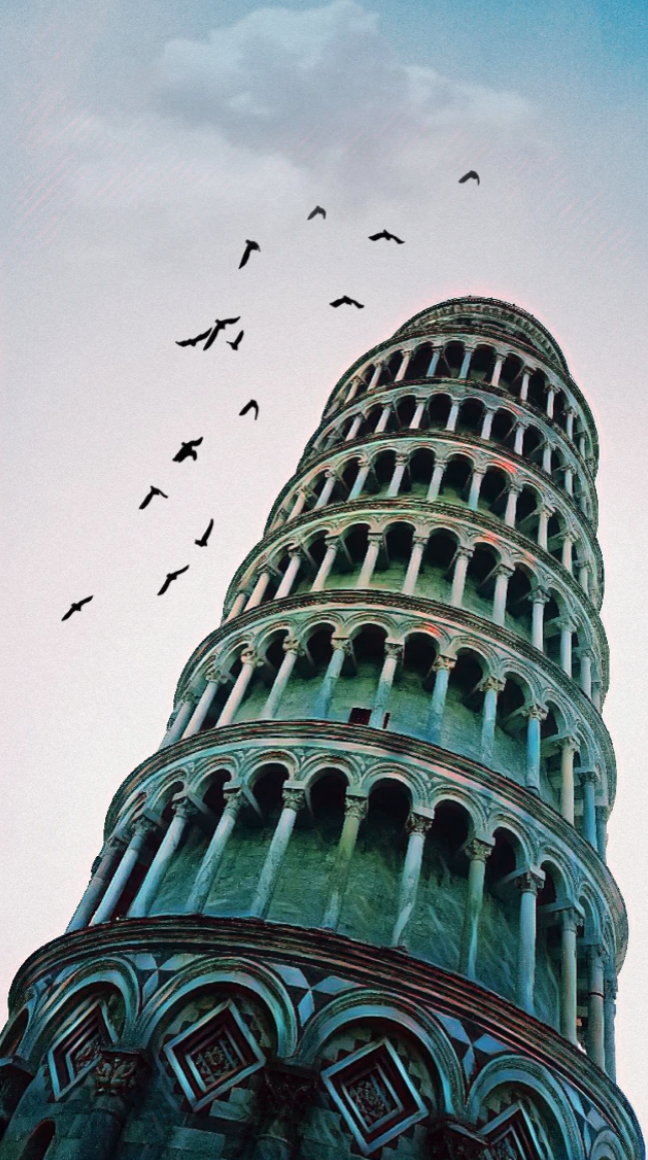 Leaning Tower of Pisa edit