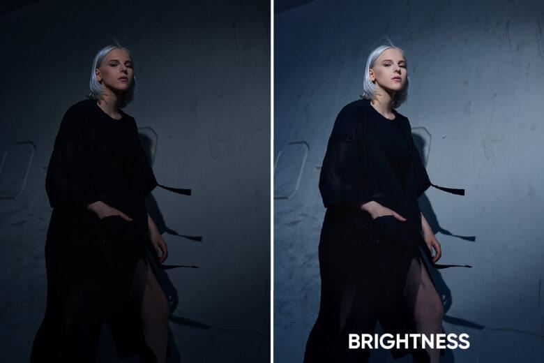 Brightness Photo Editing Tools