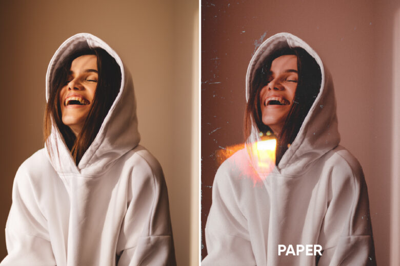 Paper Photo Editing Tools