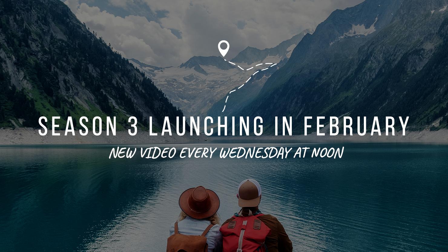Travel YouTube banner