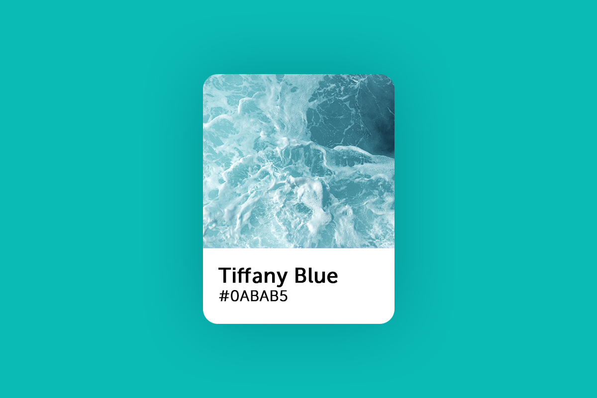 What Color Is Tiffany Blue?