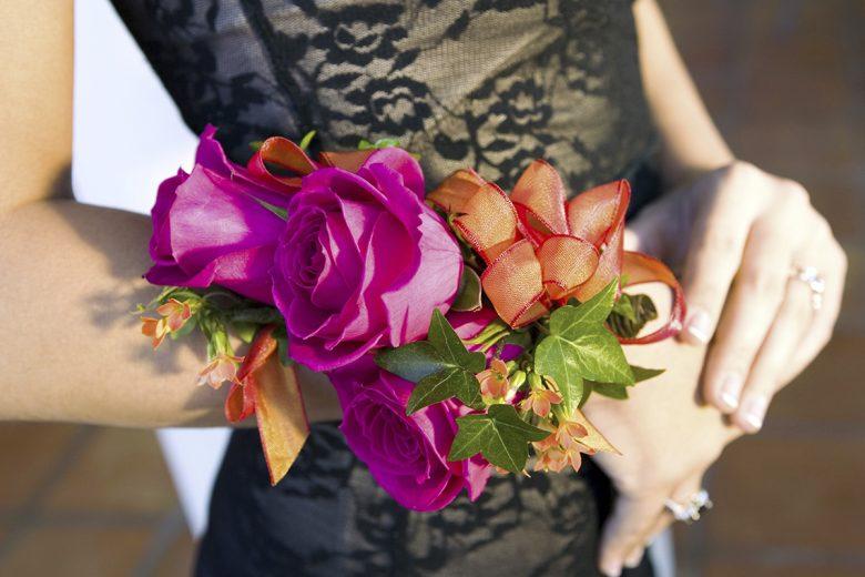 Prom corsage