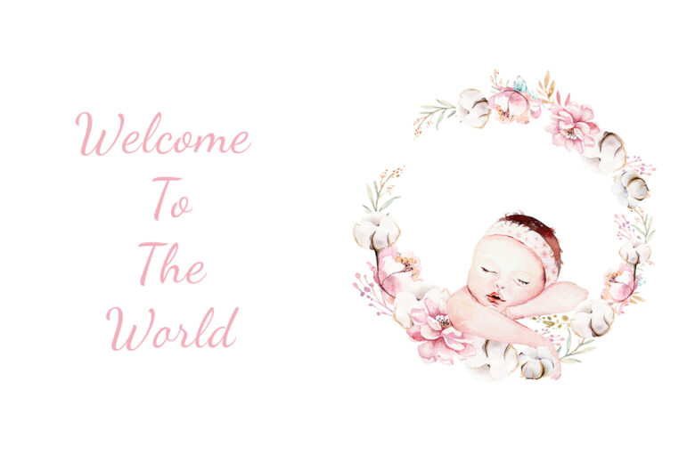 new baby girl wishes