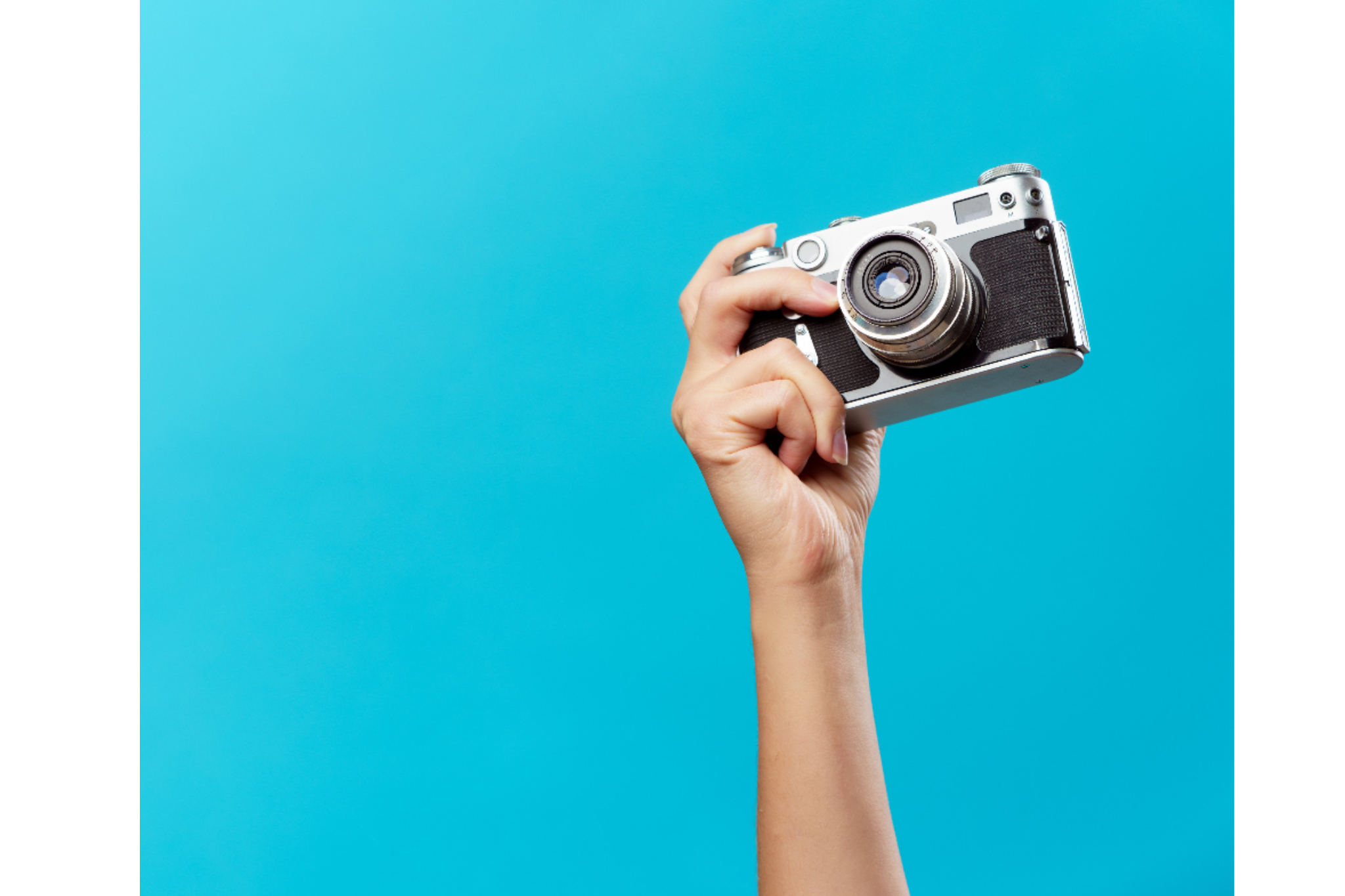 stock photo of a camera in picsart