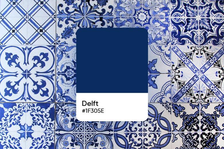 Delft color code
