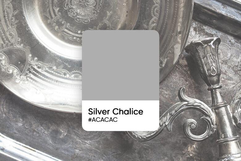 silver chalice color