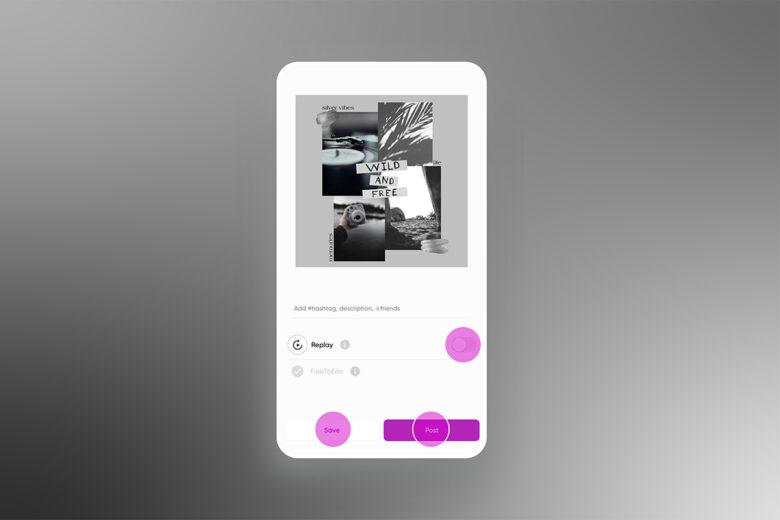 editing silver in-app