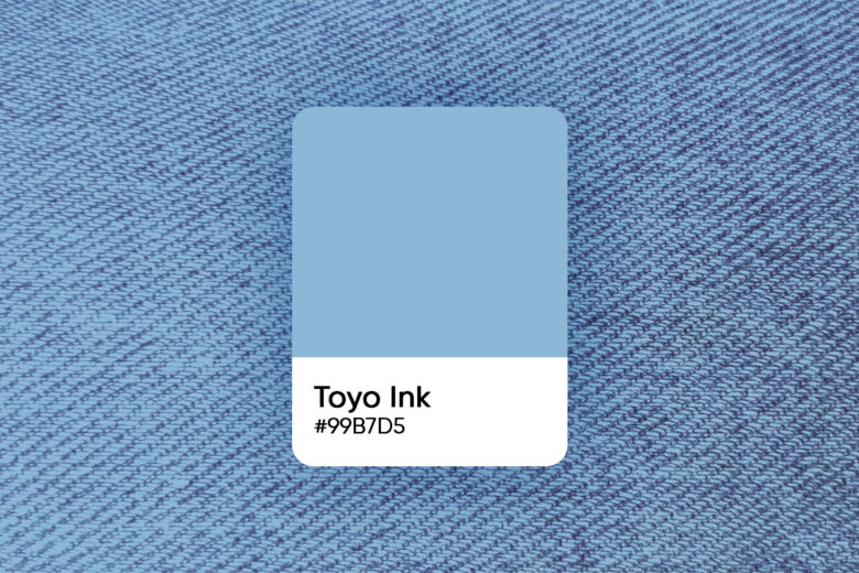 Tokyo ink color code