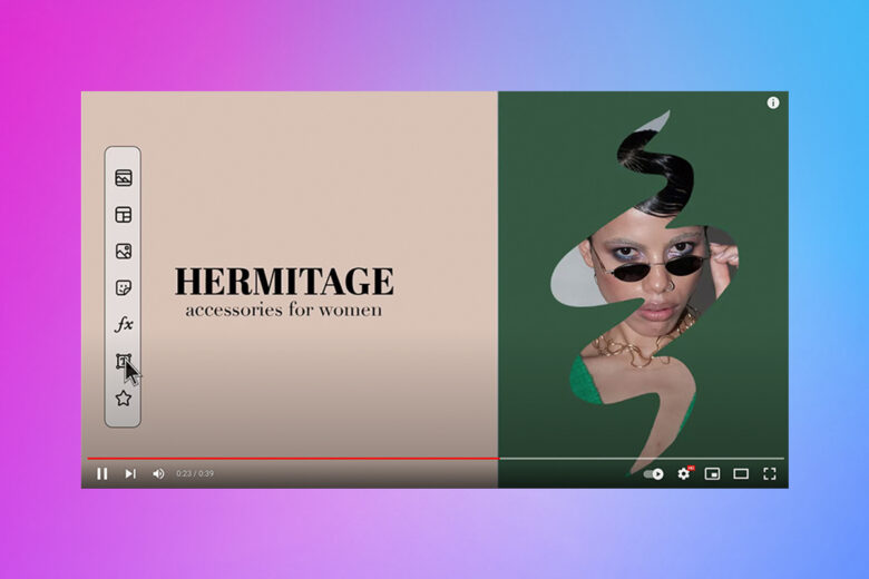 Cohesive YouTube look