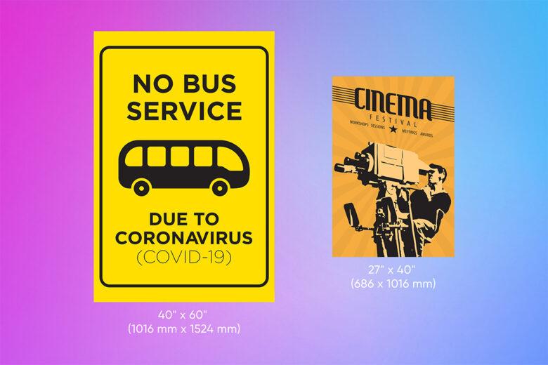 movie bus poster